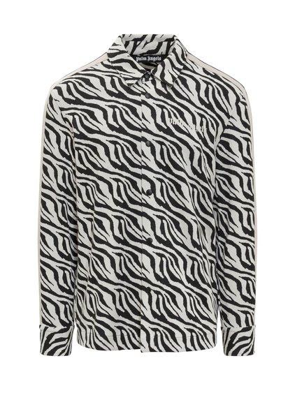 Zebra Track Shirt image