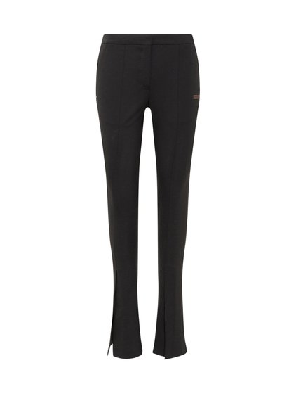 Light Wool Trousers image