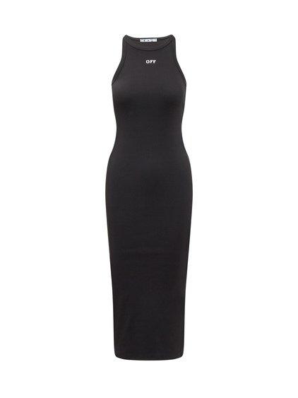 Ribbed Long Dress image