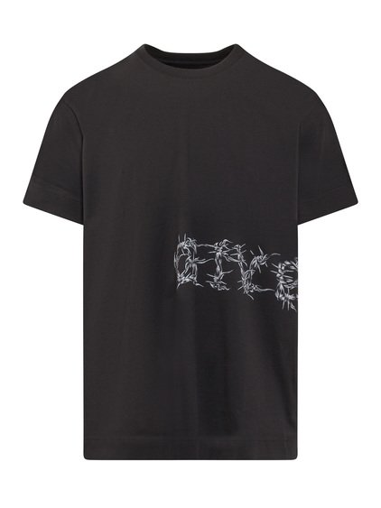 Over T-Shirt with Barbed Logo image