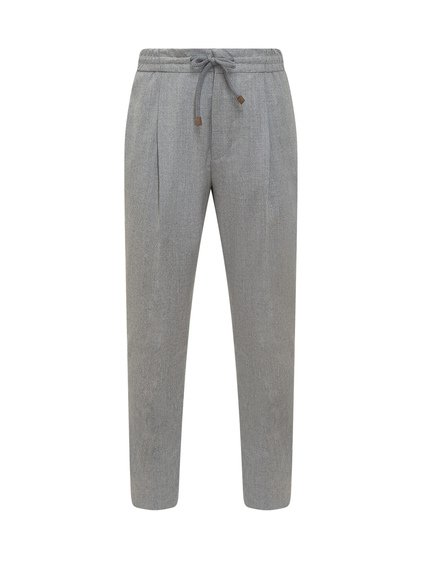 Trouser with Drawstring image