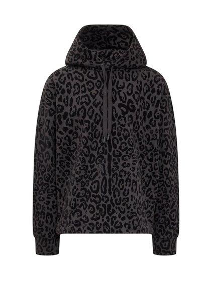 Leopard Hoodie image
