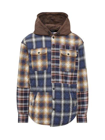 Checked Jacket Shirt image