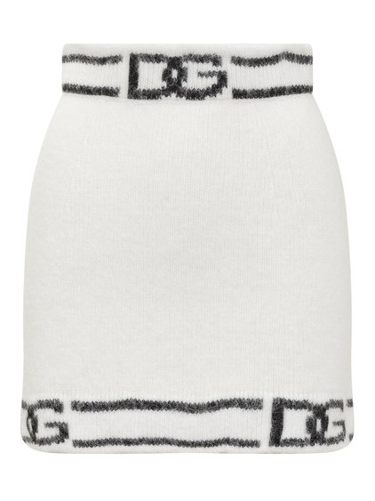Skirt in Mixed Alpaca image