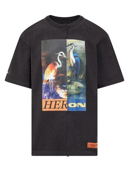 T-Shirt Split Heron image