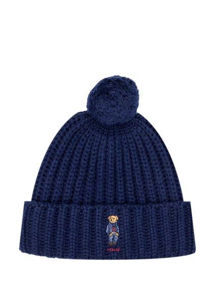 Pom-Pom Bear Hat image