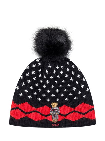 Bear Hat Cold Weather image