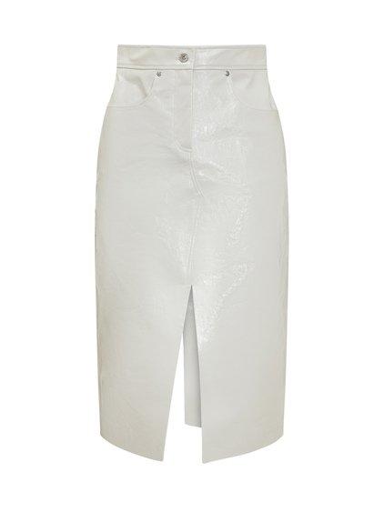 Skirt with Slits image