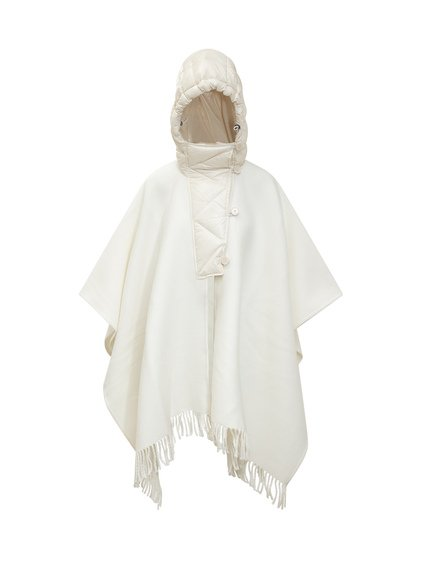 Cape with Hood and Logo image