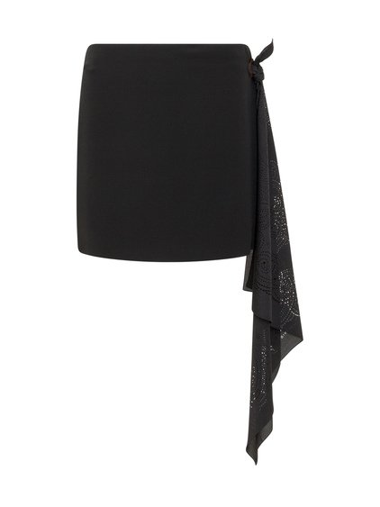 Skirt with Scarf image