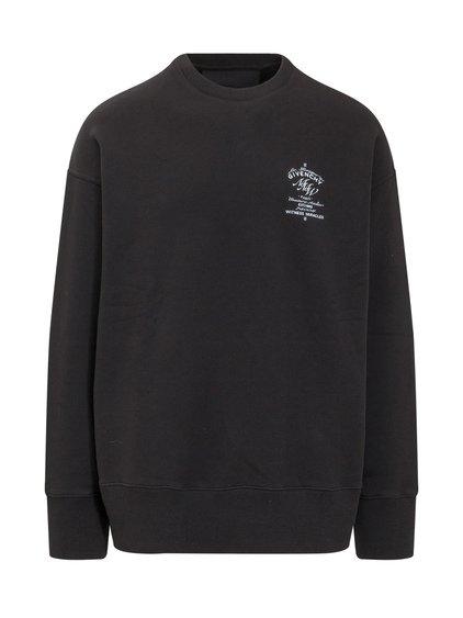 Over Sweatshirt with Print image