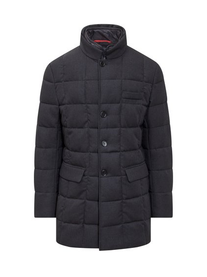 Coat with Double Front image