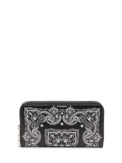 Wallet with Bandana Print image