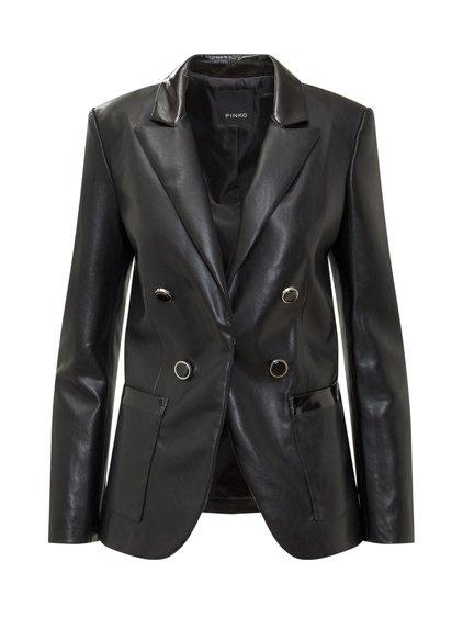 Jacket in Imitation Leather image