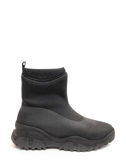 Moss Trek Ankle Boots image