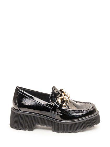 Moccasin Meadow in Patent Leather image