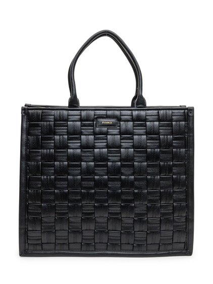 Weave Tote Bag image