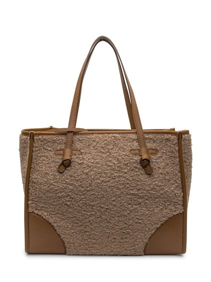 Bag Marcella with Fur image