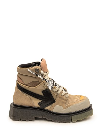 Hiking Ankle Boots Suade image