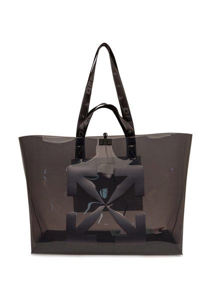 Arrow PVC Tote Bag image