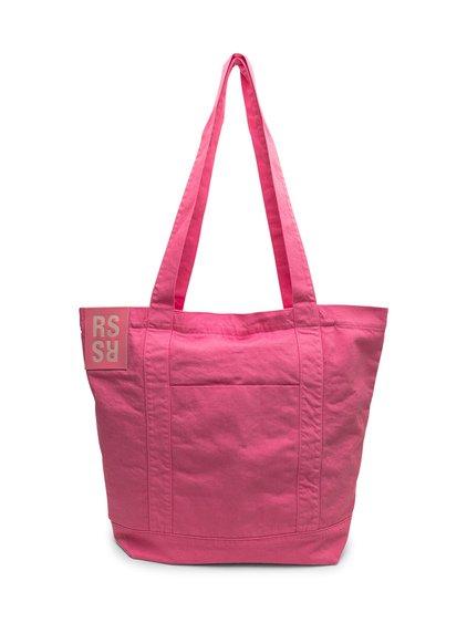 Denim Tote Bag image
