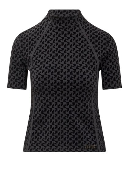 Top with Embossed Details image