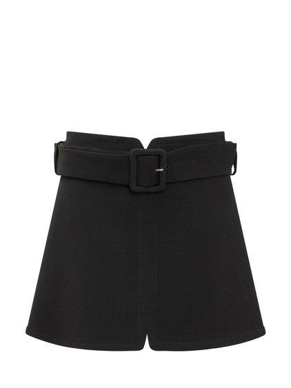 Skirt in Wool image