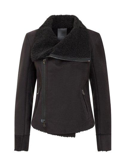 Vegan Leather Jacket image