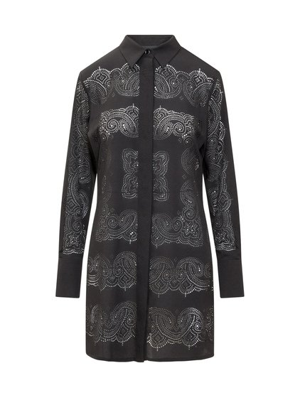 Dress with Bandana Motif image