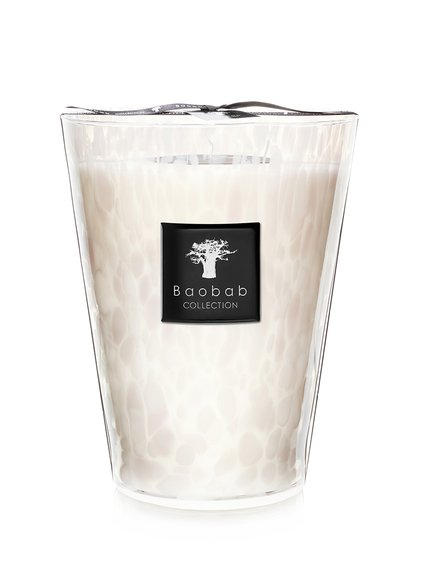 White Pearls Candle 24 image