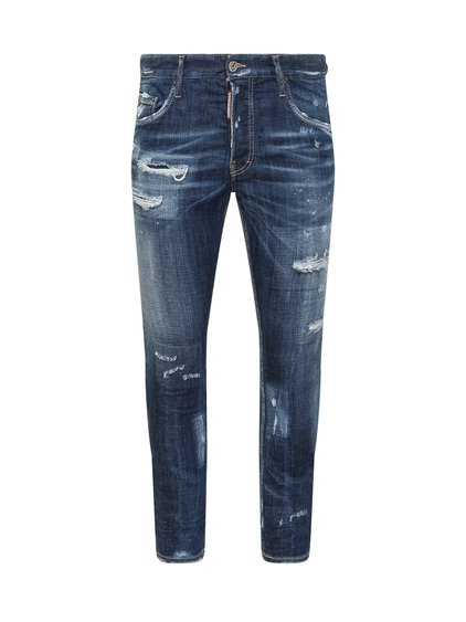 Jeans with Rip image
