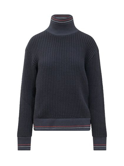 Oversized Turtleneck Sweater image