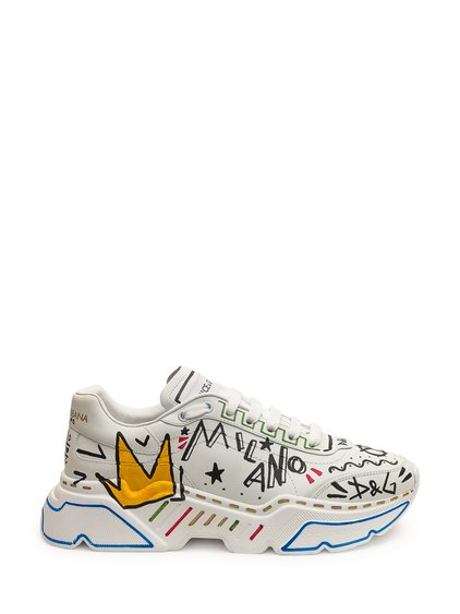 Sneaker Daymaster Hand-Painted image