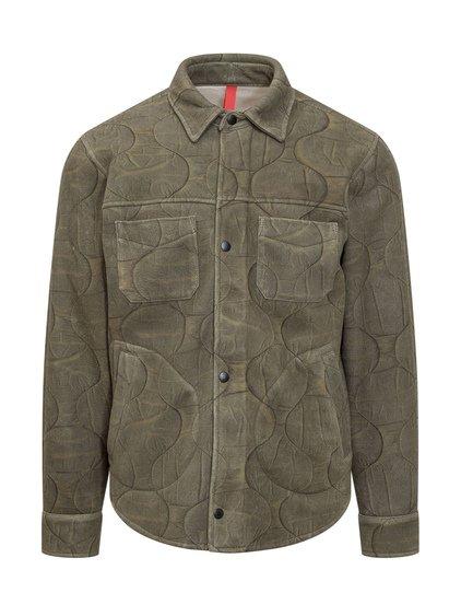 Jacket Shirt with Print image