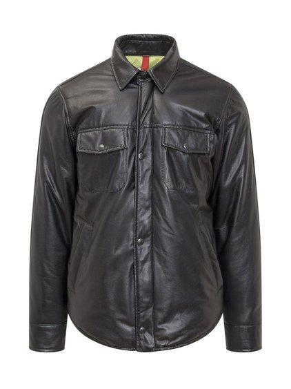 Leather Jacket Shirt image